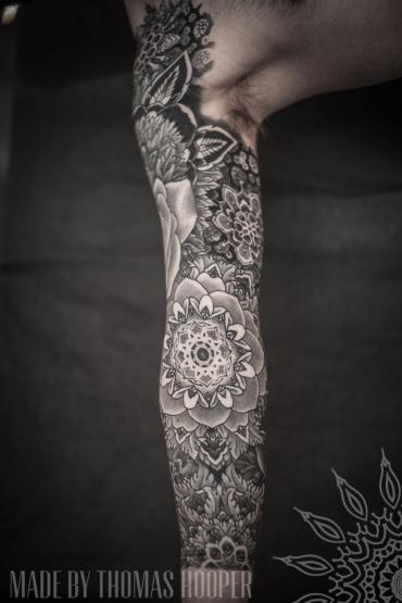 Random Sleeve Tattoo Designs